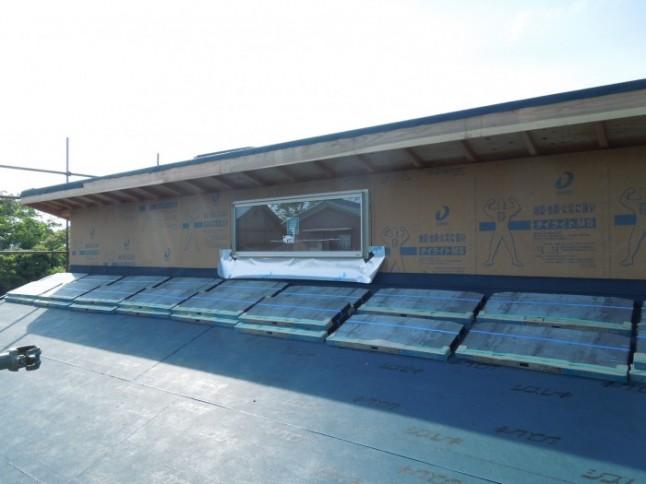 40 屋根ガラス