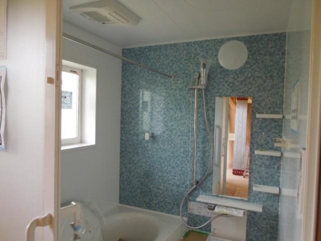 57 浴室設置